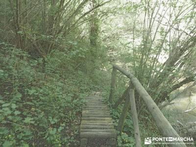 Senda de los Pescadores-Cuellar;viajes a canarias montejo de la sierra ofertas vacaciones agosto